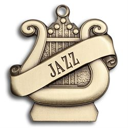 Jazz Music Lyre