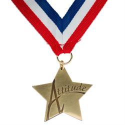 Attitude Star Ribbon